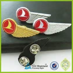 Pin Wings Security Custom Security Logo Pilot Wings Clothing