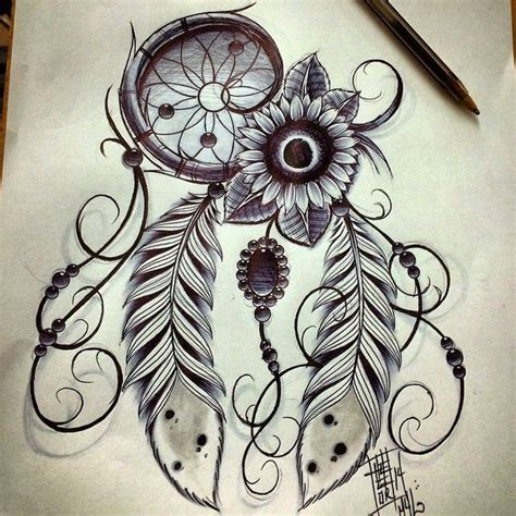 tattoo edit dreamcatcher this is absolutely divine tattoos in the making