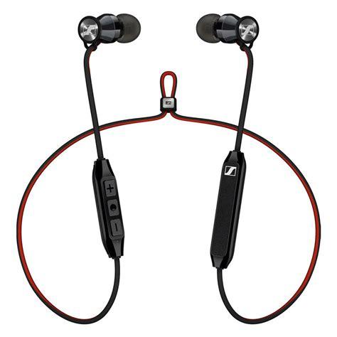 Headphone Bluetooth Sennheiser sennheiser hd1 free in ear bluetooth headphones 507497 b h