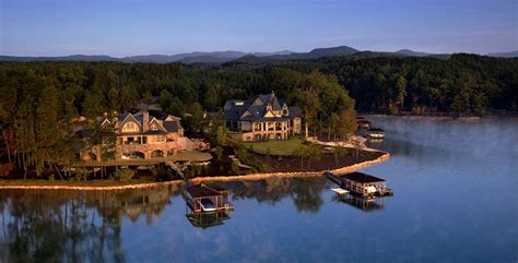 Best Lake House Plans Real Estate The Reserve At Lake Keowee