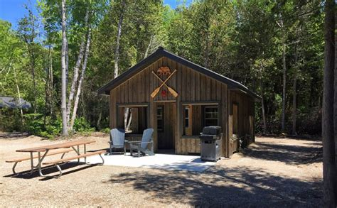 New Hshire Cabin For Sale by New Cabins At Inverhuron Parks