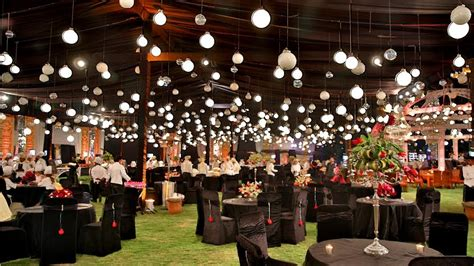 Home Decor Ahmedabad by The Great Gatsby Reception By Prasang Events