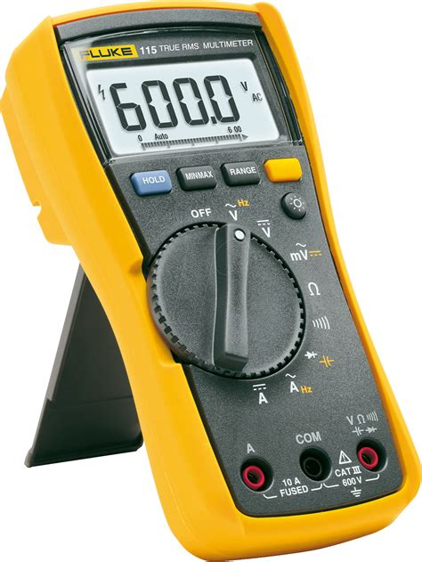 Multimeter Elektronik fluke 115 digital handheld multimeter at reichelt elektronik