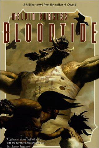 Bloodtide Puffin Books melvin burgess author profile news books and speaking inquiries