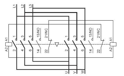 wiring diagram wiring diagram schneider contactor a1 a2