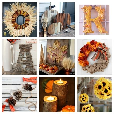 fall diy decorating ideas roundup 10 rustic fall decor ideas to diy curbly