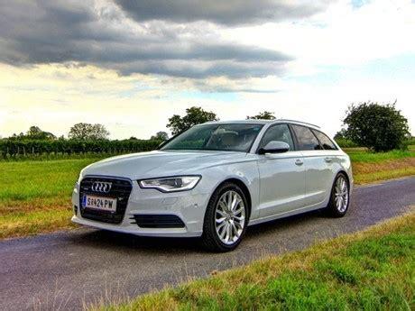Audi A6 Avant 3 0 Tdi Quattro Test by Audi A6 Avant 3 0 Tdi Quattro Testbericht Auto Motor