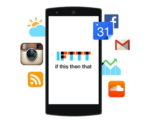 ifttt android ifttt para android sabes que es taringa