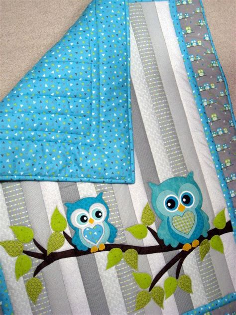 Owl Baby Quilt Pattern by Best 25 Owl Quilt Pattern Ideas On Owl Quilts Owl Baby Quilts And Children S Quilts