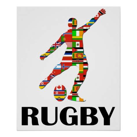 rugby poster zazzle rugby poster zazzle