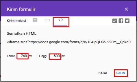 cara membuat kuesioner melalui google form cara membuat formulir online di google forms dengan contoh