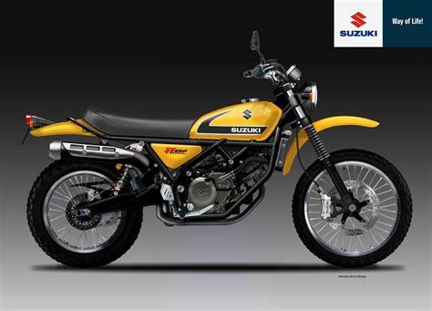 Suzuki Series Racing Caf 232 Design Corner Suzuki Sv 650 Trail Yellow