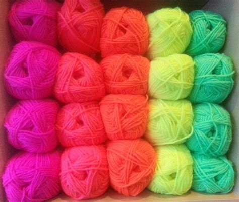 neon yarn for knitting neon knitting yarn neon colors neon