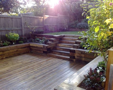 Split Level Garden Ideas Robert Landscapes Design Ideas Photos Inspiration Rightmove Home Ideas