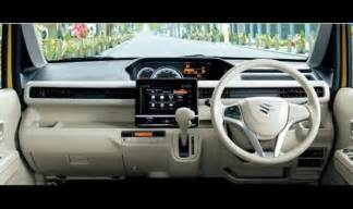 Maruti Suzuki Wagon R Interior New Maruti Suzuki Wagon R Stingray Unveiled In Japan