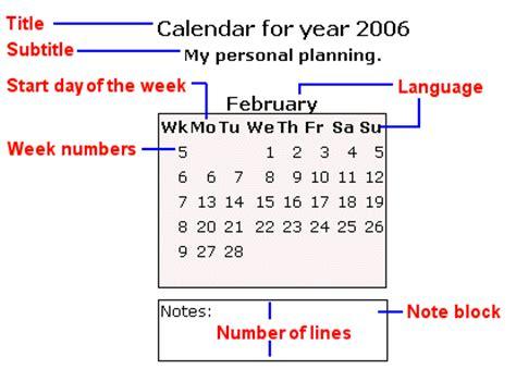 Calendar Help Mobilefish Calendar Help