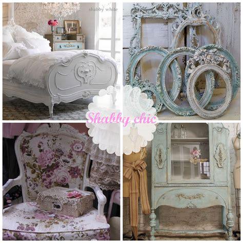 muebles estilo shabby chic vintage decoracion pinterest