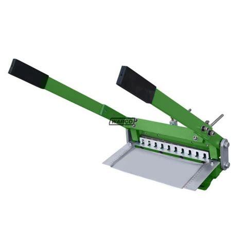 bench metal shear bench guillotine cut sheet metal shear machine