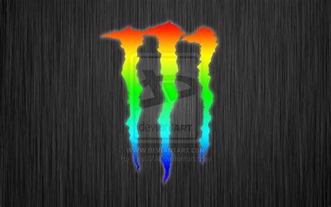 monster energy multicolore monster energy pinterest