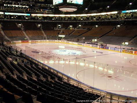 air canada centre section 105 toronto maple leafs