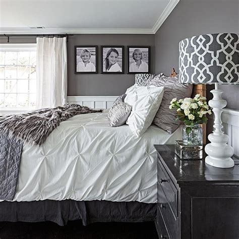 white and grey bedroom gorgeous gray and white bedrooms bedrooms pinterest