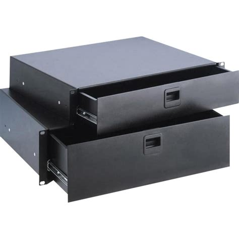 19 inch rack drawer 3 u 87403e steel from conrad