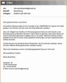 Bewerbung Per Email Unterschrift 7 Nachfrage Bewerbung Bewerbungsschreiben