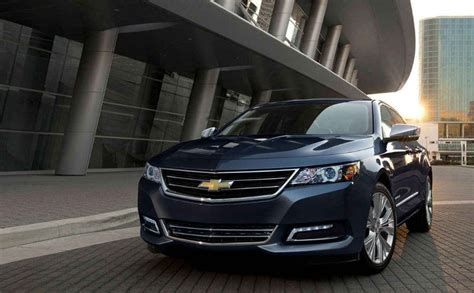 2020 Chevy Impala Ss by 2020 Chevy Impala Ss Redesign Specs Changes Interior