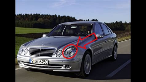 100 Floors Annex Level 44 Explanation - mercedes w211 headlight bulb replacement replacing