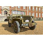 Willys Mb Jeep Army Vehicles Increased Patency