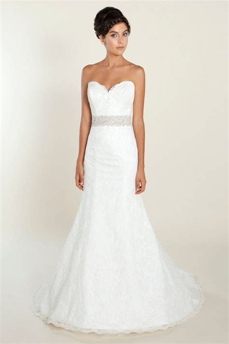 25  best ideas about Strapless Wedding Dresses on