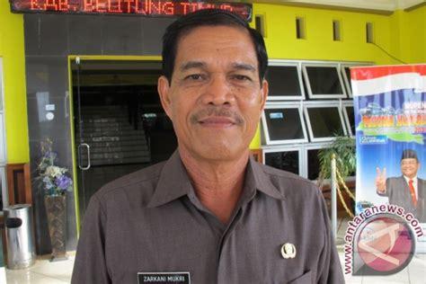ahok bupati belitung wakil bupati belitung timur kagumi ahok antara news