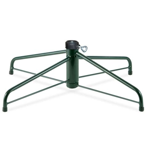 national tree company metal 24 in folding tree stand for