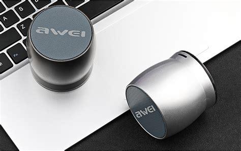 awei y500 mini wireless bluetooth speaker gold