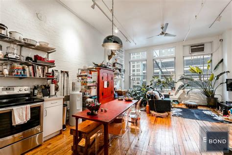2 bedroom loft nyc two bedroom loft in former little italy warehouse asks
