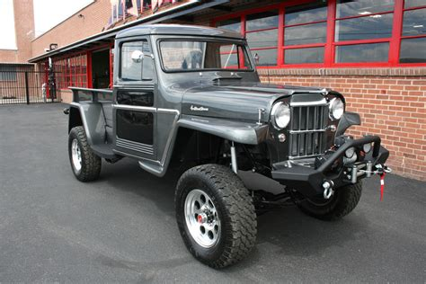 custom willys jeep 1962 willys custom 199258