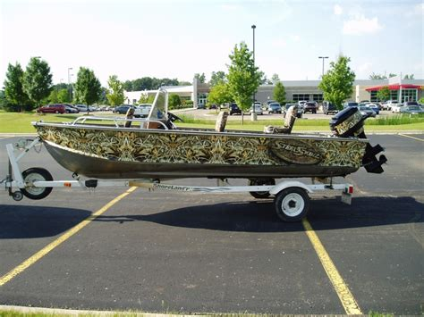 fishing boat wraps graphics camo fishing boat wrap by steel skinz graphics www