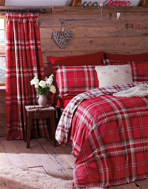 plaid bedroom ideas 25 red bedroom design ideas messagenote