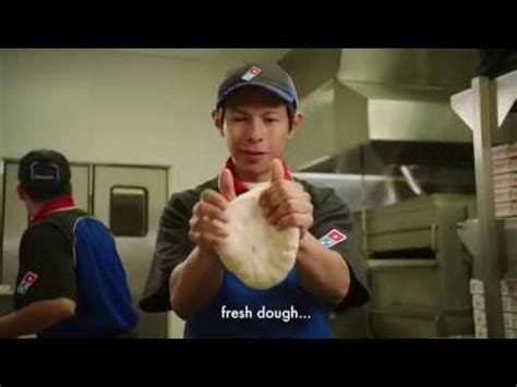 dominos commercial actress hansel ramirez commercial quot pizza maker quot dominos pizza