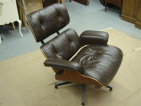 Eames Chair Parts by Eames Lounge Chair Repair Tutorial The Restoration Studio