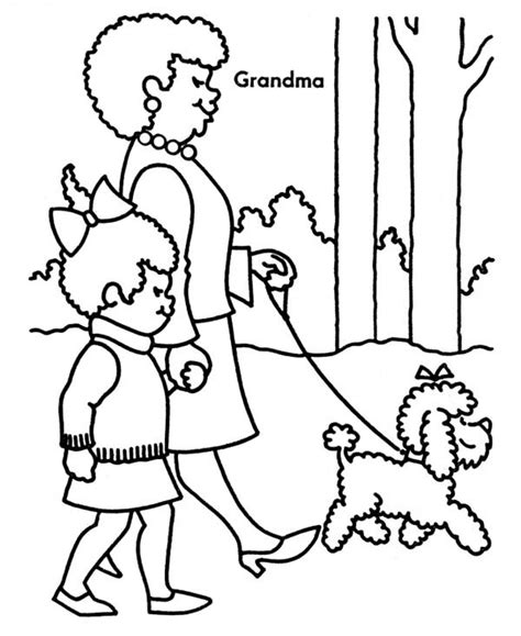 walking dog coloring page man walking with dog coloring page coloring pages