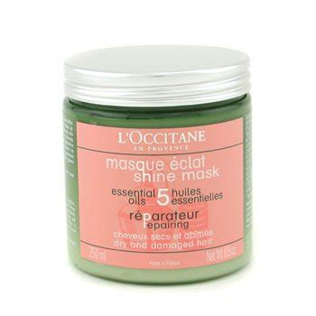 L Occitane Repairing Mask 200ml l occitane hair care strawberrynet usa