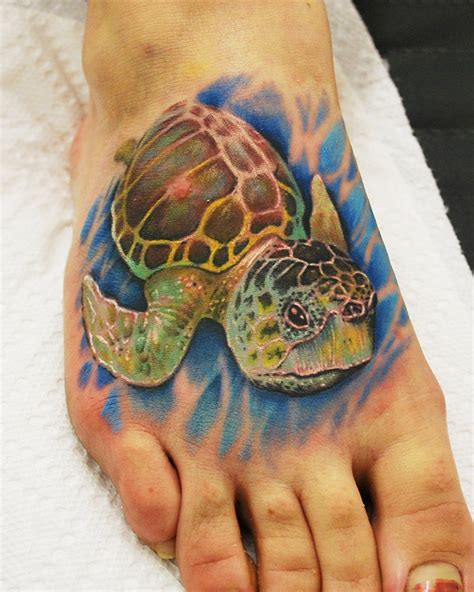 turtle tattoos designs ideas and meaning tattoos for you
