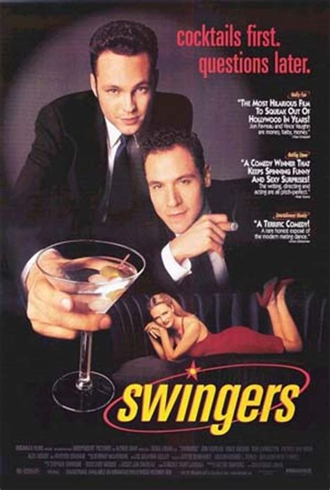 movies about swinging swingers a masterpiece of a movie on many levels