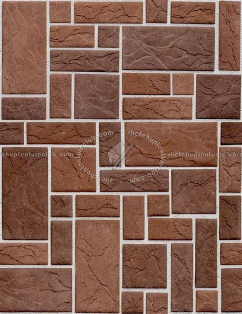 wall cladding stone texture seamless  exterior wall