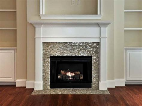 decoration fireplace surrounds tile brick fireplace