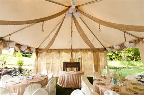 backyard tent weddings sarah and zac s 7 000 backyard wedding