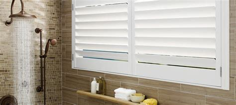 window treatments bathroom bathroom window treatments in omaha nebraska ambiance window coverings hunter douglas