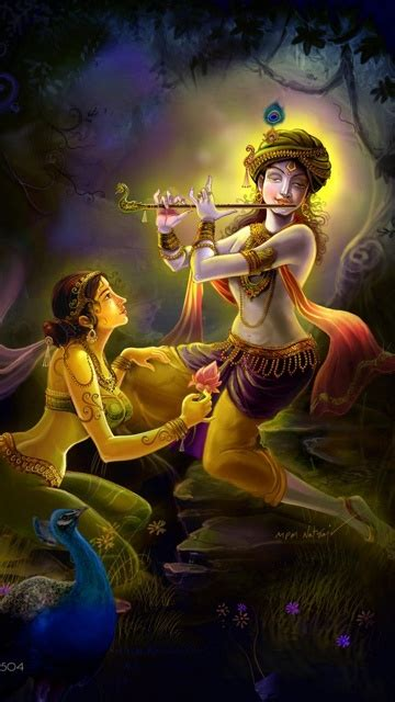 lord krishna themes for windows 7 free download magicmobi devotional mobile wallpapers 360x640