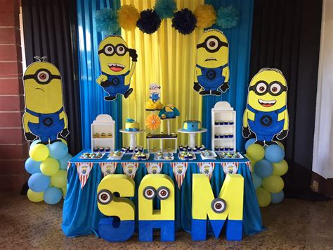 Minions Decoration by Minions Decor Minions Theme